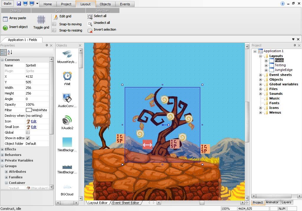 Архив за 2011 Март - конструктор игр Scirra Construct - Страница 3