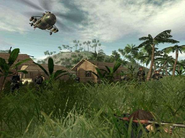 Игра Battlefield Vietnam
