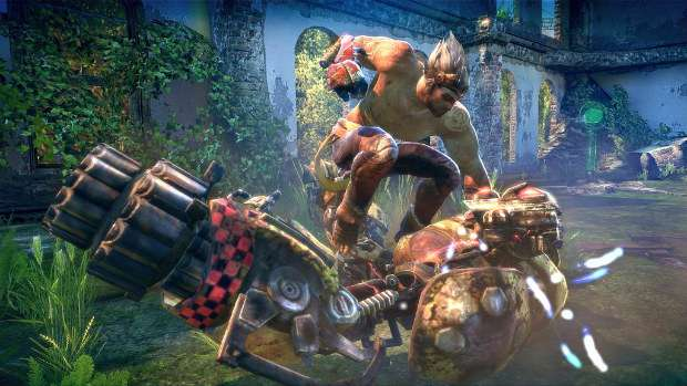 Игра Enslaved: Odyssey to the West