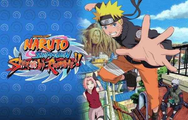 Naruto Shippuden: Shinobi Rumble — описание игры