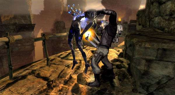 Прохождение игры Dark Void (часть 3)