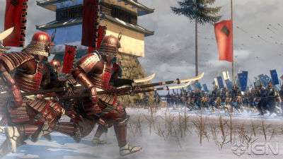 Японская стратегия Shogun 2: Total War