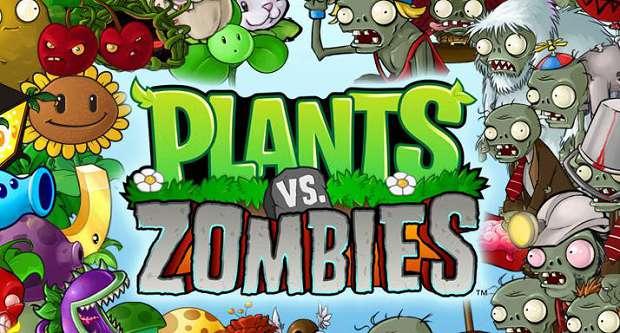 игра растения против зомби на popcap