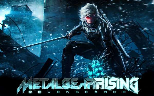 Обзор геймплея Metal Gear Rising: Revengeance