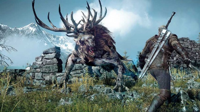 Обзор Witcher 3   Геральт из Ривии