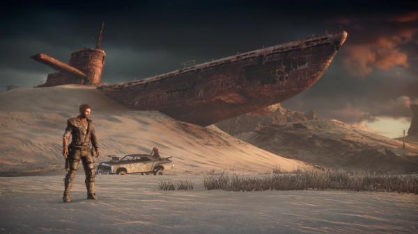 Обзор игры MAD MAX по мотивам фильма