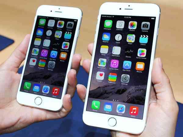 iPhone 6 и iPhone 6 Plus стали лидирующими смартфонами в мировых рейтингах