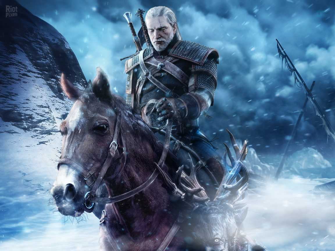 Новая игра о Ведьмаке   The Witcher 3: Wild Hunt