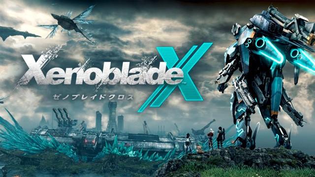 Боевые роботы Xenoblade Chronicles X